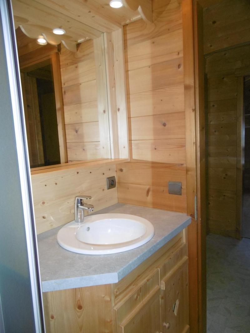 Vacaciones en montaña Chalet 5 piezas para 9 personas - Chalet le Bervonne - Le Grand Bornand - Cuarto de baño con ducha