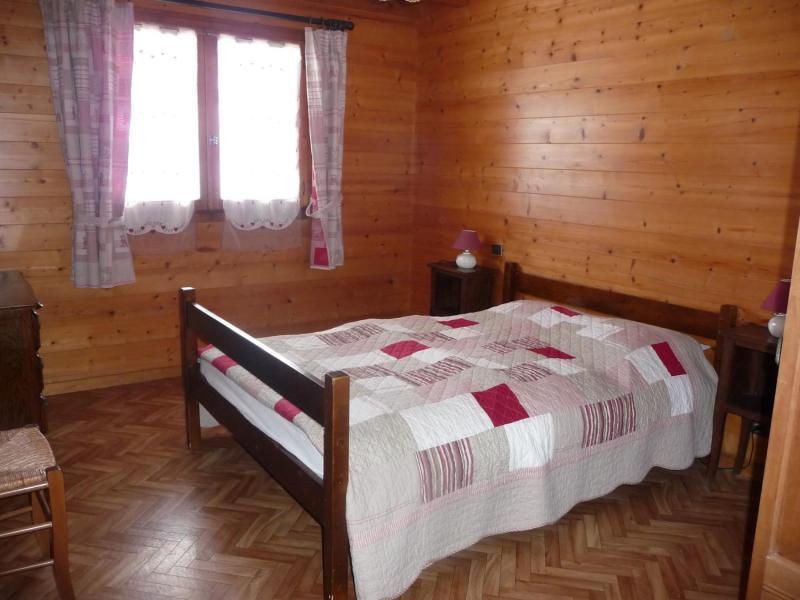 Vacaciones en montaña Chalet 5 piezas para 9 personas - Chalet le Bervonne - Le Grand Bornand - Habitación