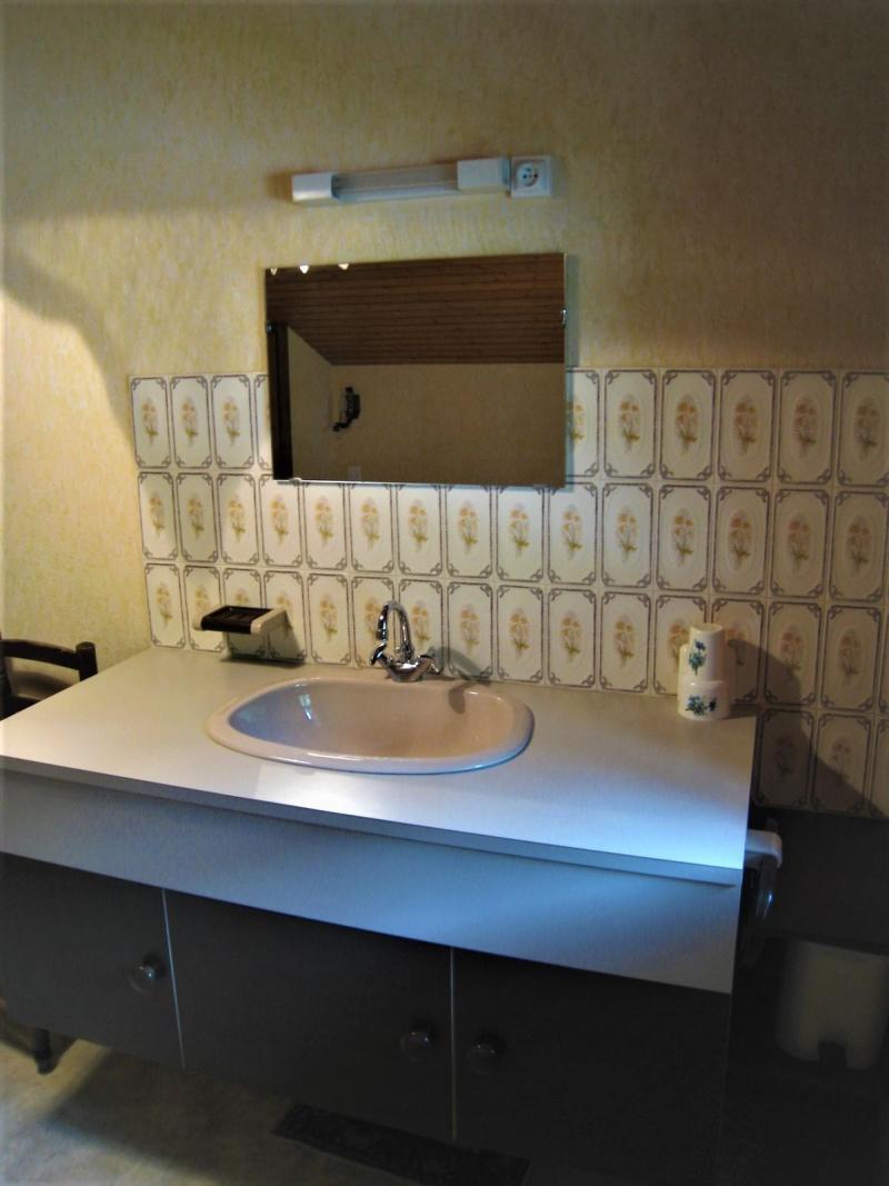 Vacaciones en montaña Apartamento 4 piezas para 8 personas (001) - Chalet le Bris'Orage - Le Grand Bornand - Cuarto de baño