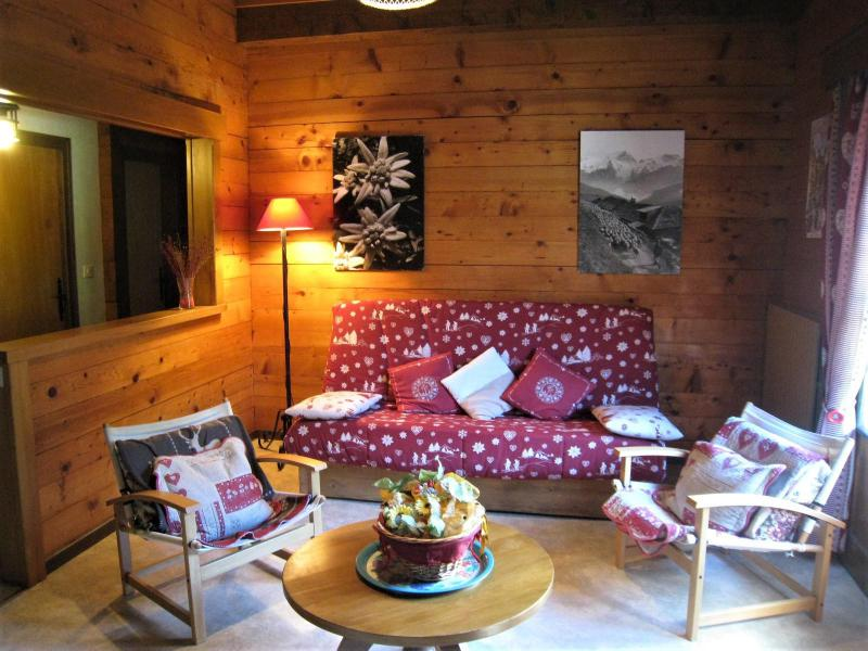 Vacaciones en montaña Apartamento 4 piezas para 8 personas (001) - Chalet le Bris'Orage - Le Grand Bornand - Estancia