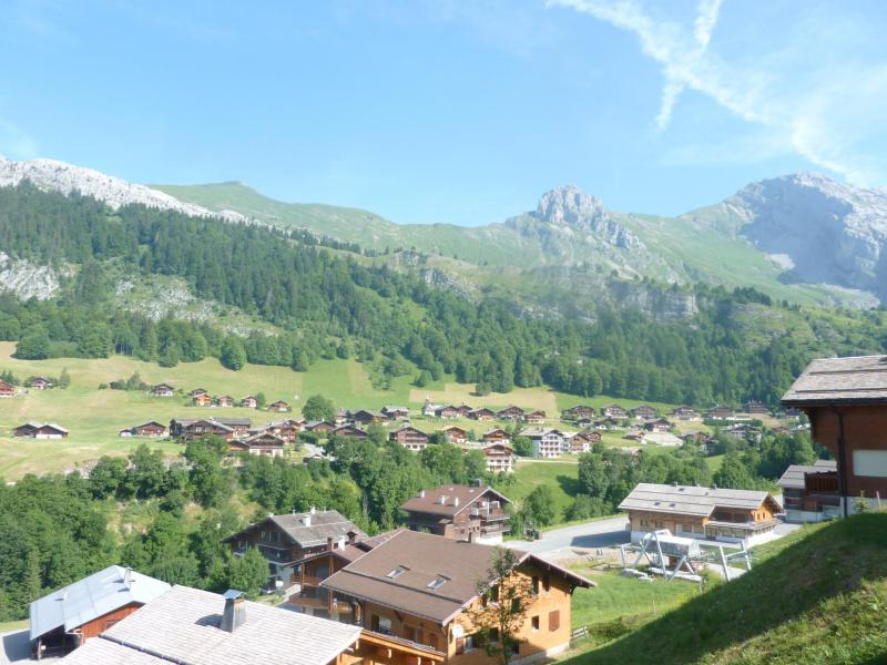 Holiday in mountain resort Chalet le Camy - Le Grand Bornand