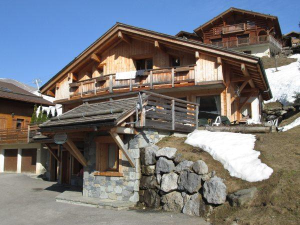 Holiday in mountain resort Chalet le Corty - Le Grand Bornand