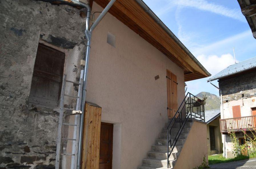 Location au ski Chalet le Dahu - Saint Martin de Belleville - Extérieur été