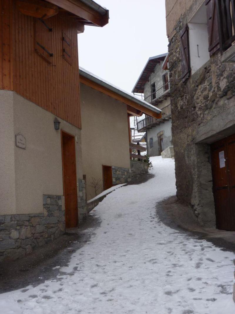Vacances en montagne Chalet le Dahu - Saint Martin de Belleville