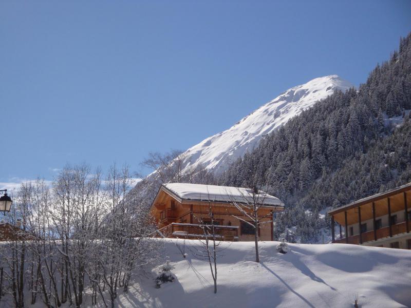 Wakacje w górach Chalet le Flocon - Pralognan-la-Vanoise