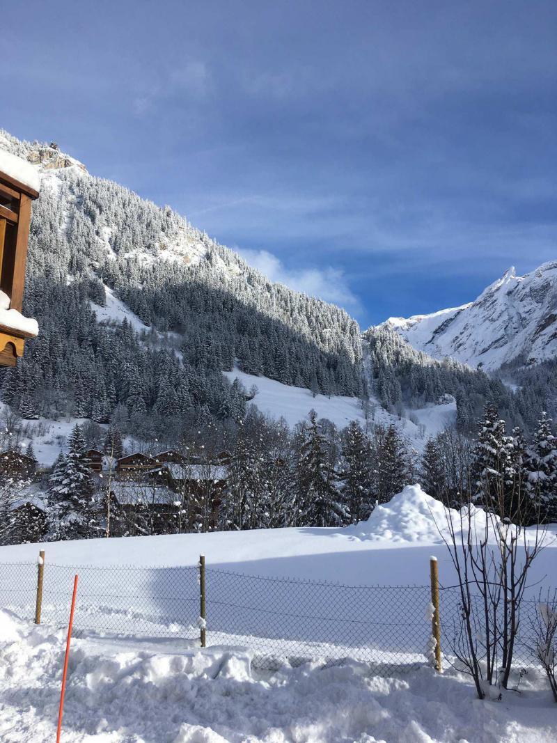 Wakacje w górach Apartament 3 pokojowy 4 osób - Chalet le Flocon - Pralognan-la-Vanoise