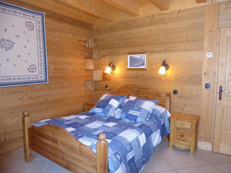 Wakacje w górach Apartament 6 pokojowy z antresolą 10 osób - Chalet le Flocon - Pralognan-la-Vanoise - Pokój