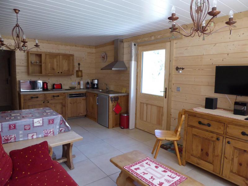 Vacaciones en montaña Apartamento 3 piezas para 4 personas - Chalet le Flocon - Pralognan-la-Vanoise - Alojamiento
