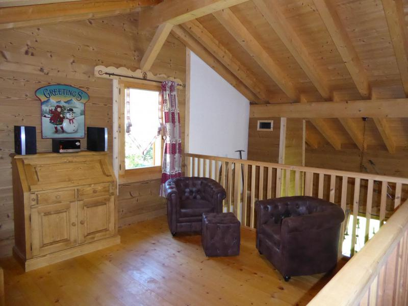 Vacaciones en montaña Apartamento 6 piezas mezzanine para 10 personas - Chalet le Flocon - Pralognan-la-Vanoise - Alojamiento