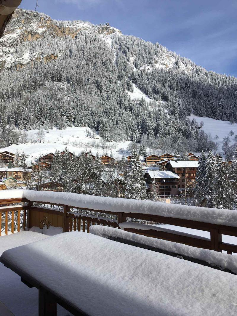 Vacaciones en montaña Apartamento 6 piezas mezzanine para 10 personas - Chalet le Flocon - Pralognan-la-Vanoise - Ducha