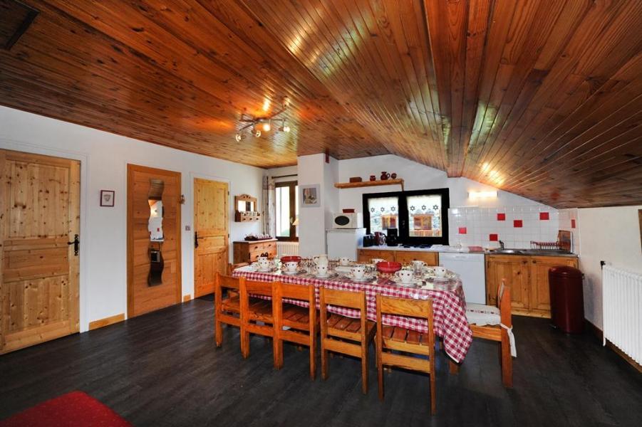 Vacances en montagne Appartement 3 pièces 8 personnes - Chalet le Génépi - Les Menuires - Kitchenette