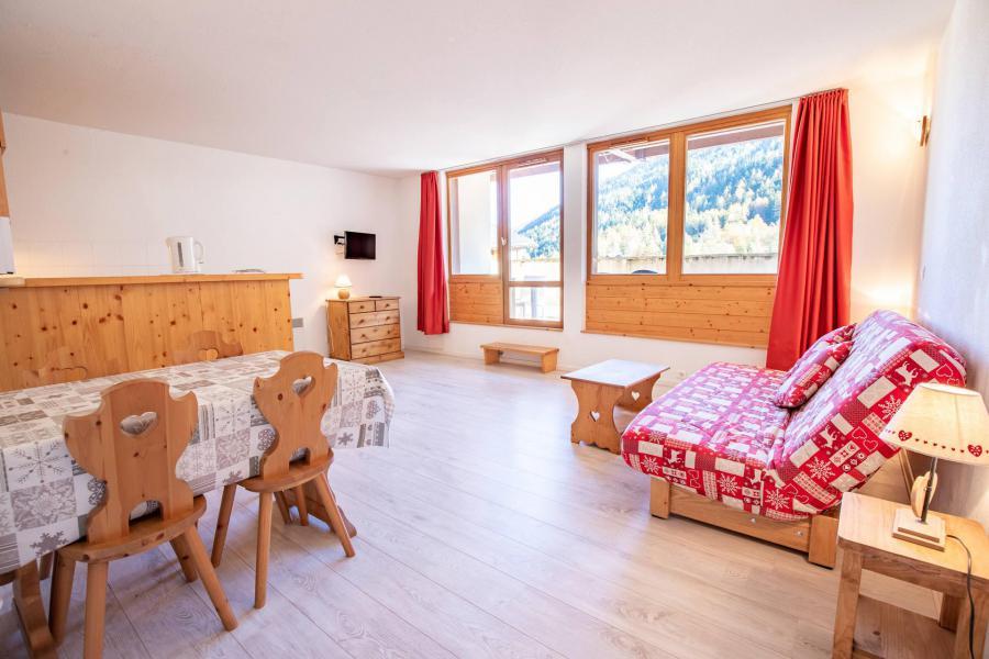 Wakacje w górach Studio z alkową 4 osoby (APT02) - Chalet le Grand Air - La Norma