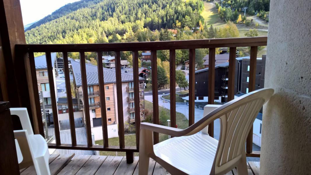 Wakacje w górach Studio z antresolą 4 osoby (APT03) - Chalet le Grand Air - La Norma - Na zewnątrz latem