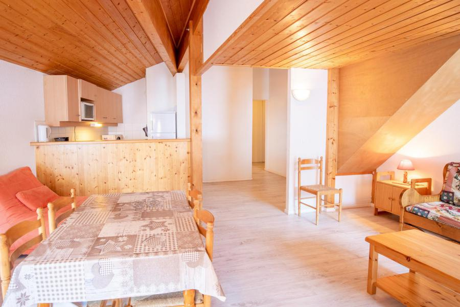 Wakacje w górach Studio z antresolą 4 osoby (APT03) - Chalet le Grand Air - La Norma - Pokój gościnny