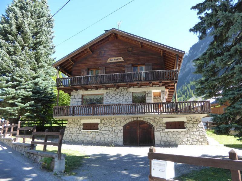 Vacaciones en montaña Chalet le Grand Pré - Pralognan-la-Vanoise - Verano