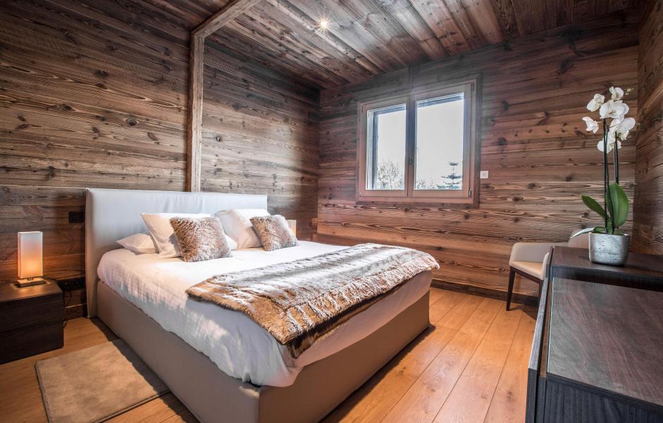 Каникулы в горах Chalet Le Grey Fox - Saint Gervais - Двухспальная кровать