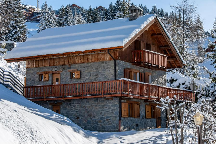 Holiday in mountain resort Chalet le Grillon - Méribel
