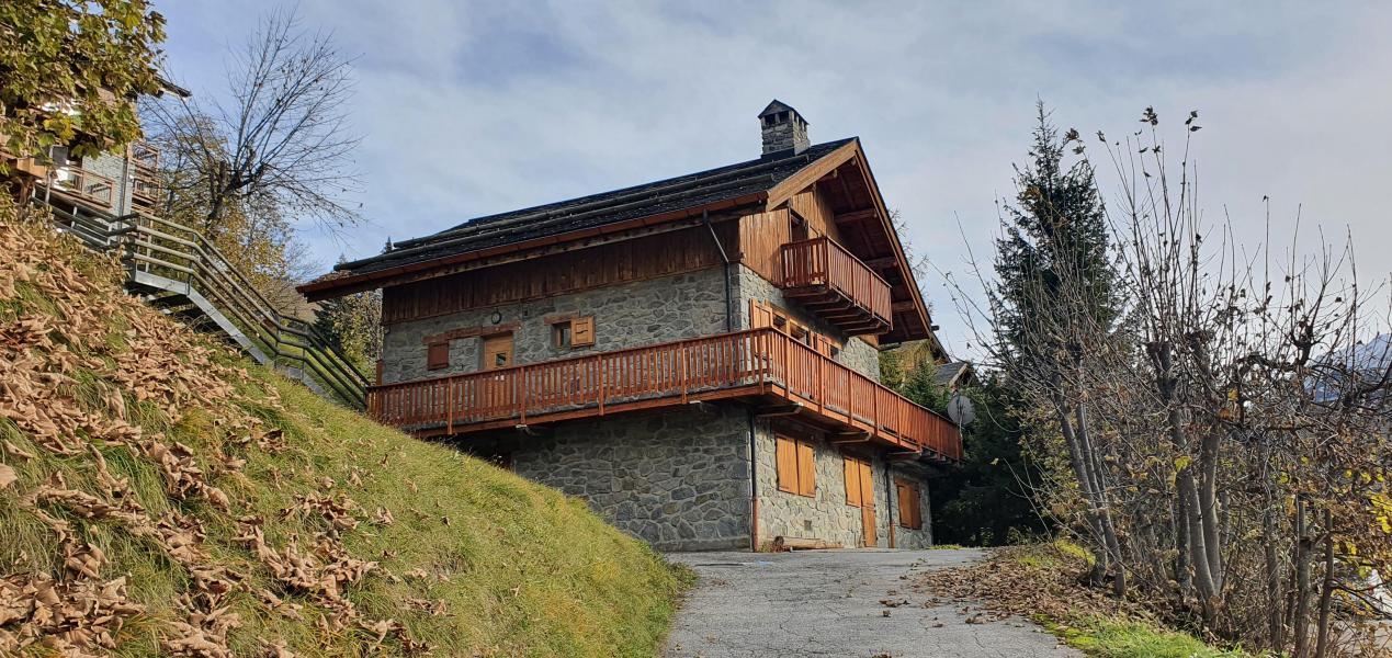 Vacances en montagne Chalet le Grillon - Méribel