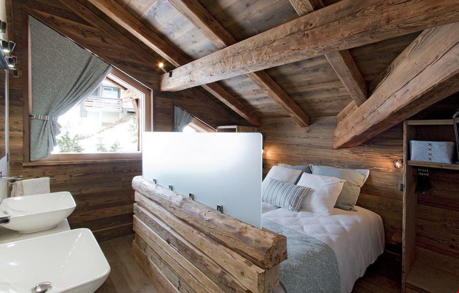 Vacances en montagne Chalet le Lys - Les 2 Alpes - Chambre