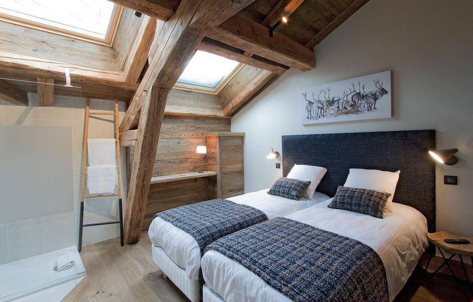 Vacaciones en montaña Chalet le Lys - Les 2 Alpes - Habitación