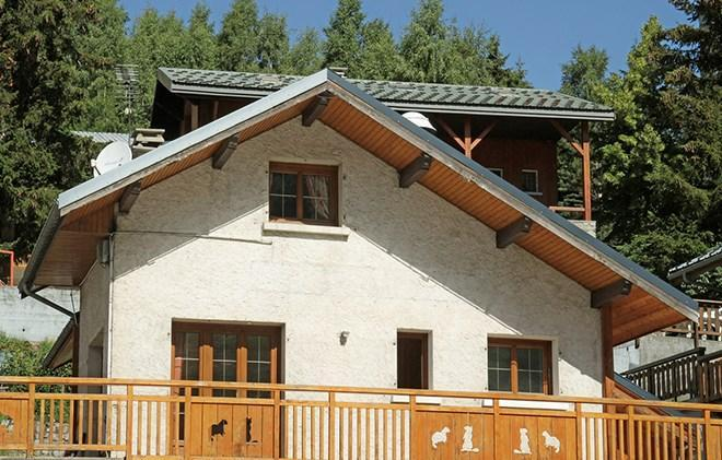 Holiday in mountain resort Chalet le Marmotton - Les 2 Alpes - Summer outside