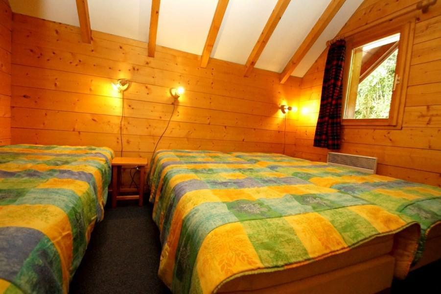 Holiday in mountain resort 6 room triplex chalet 11 people - Chalet le Mélèze - Les 2 Alpes