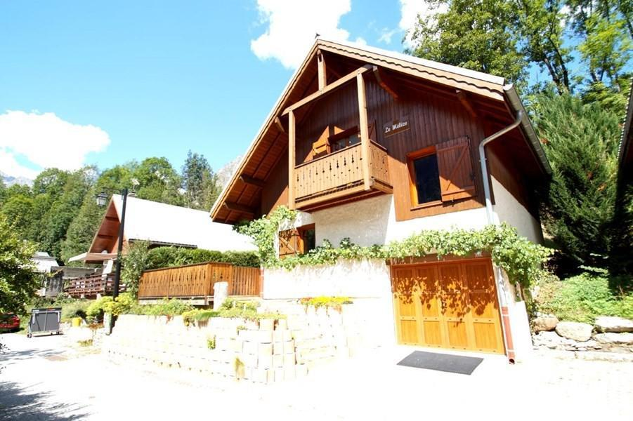 Holiday in mountain resort 6 room triplex chalet 11 people - Chalet le Mélèze - Les 2 Alpes