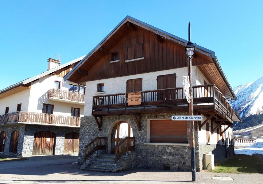 Аренда на лыжном курорте Апартаменты 4 комнат 8 чел. - Chalet le Mont Emy - Albiez Montrond - летом под открытым небом