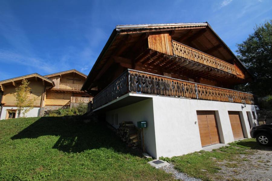 Vacaciones en montaña Chalet le Nant - Les Saisies - Verano