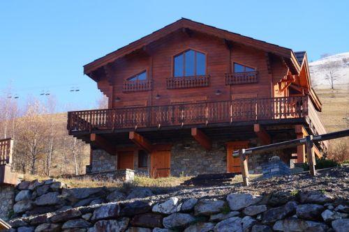 Location au ski CHALET LE PANORAMA - Les 2 Alpes - Extérieur été