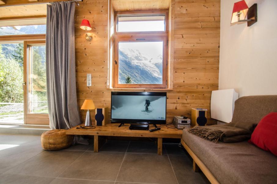 Vacances en montagne Chalet 4 pièces 6 personnes - Chalet le Panorama - Chamonix - Logement