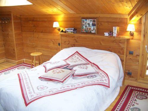Vacances en montagne Chalet Le Panorama - Les 2 Alpes - Lit double