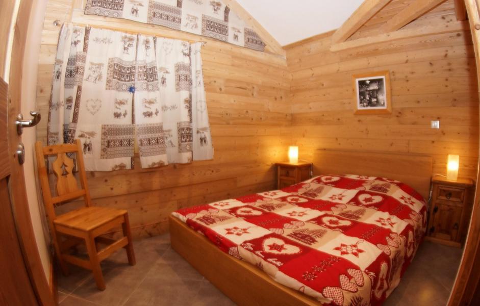 Vacaciones en montaña Chalet le Peak - Valloire - Habitación