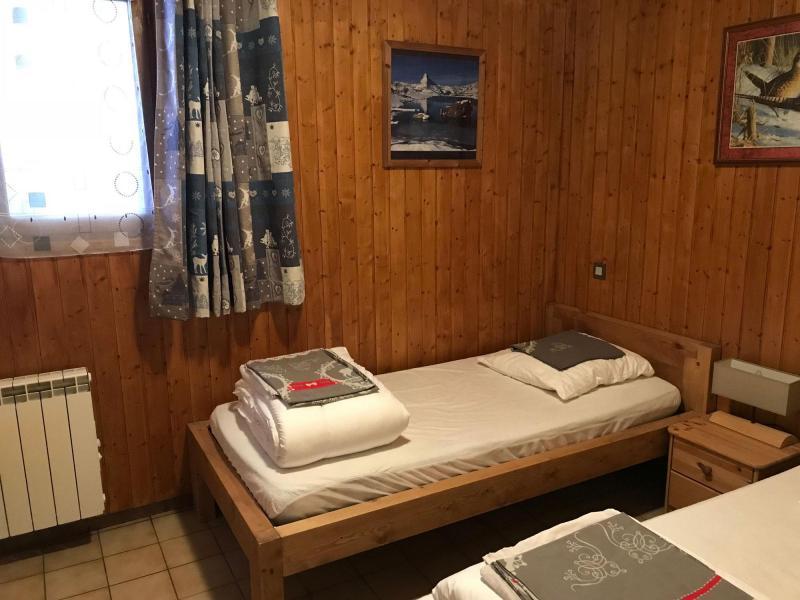 Vacances en montagne Chalet le Petit Ours - Champagny-en-Vanoise - Chambre