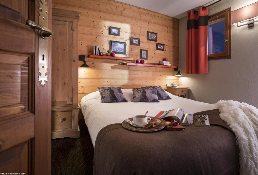 Vacances en montagne Appartement 4 pièces 6 personnes - Chalet le Planton - Tignes - Chambre