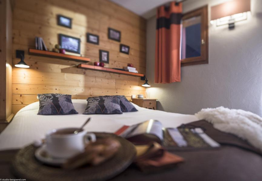 Vacances en montagne Chalet le Planton - Tignes - Chambre