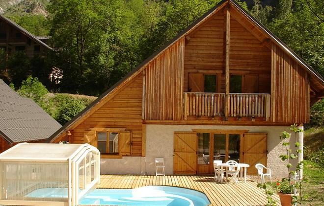 Vacanze in montagna Chalet le Pleynet - Les 2 Alpes - Esteriore estate
