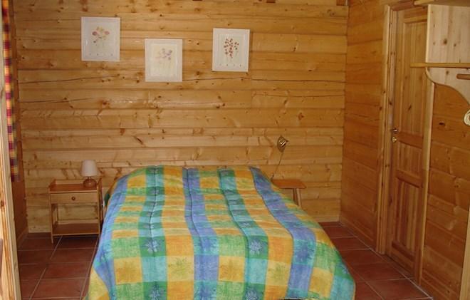 Vacanze in montagna Chalet le Pleynet - Les 2 Alpes - Letto matrimoniale
