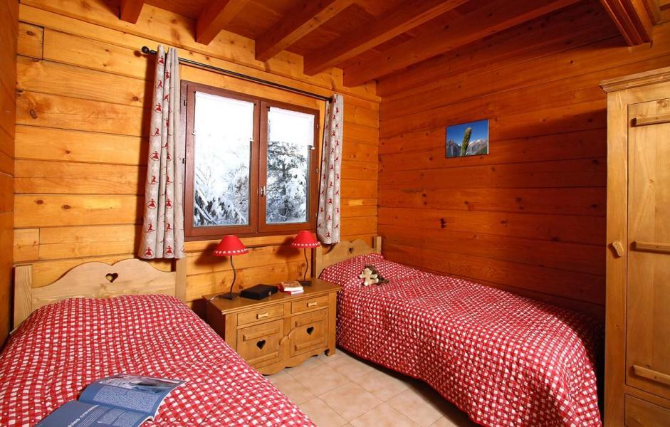 Vacances en montagne Chalet le Ponton - Les 2 Alpes - Chambre