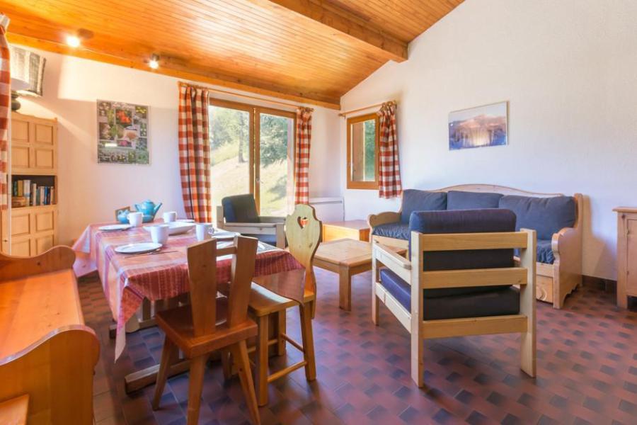Vakantie in de bergen Chalet 4 kamers 8 personen (REP18) - Chalet le Replat - Montchavin La Plagne
