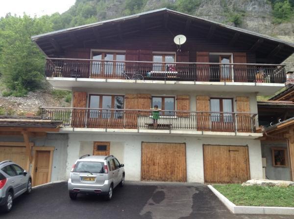 Vacaciones en montaña Apartamento 4 piezas para 8 personas - Chalet le Rocher - Le Grand Bornand - Verano