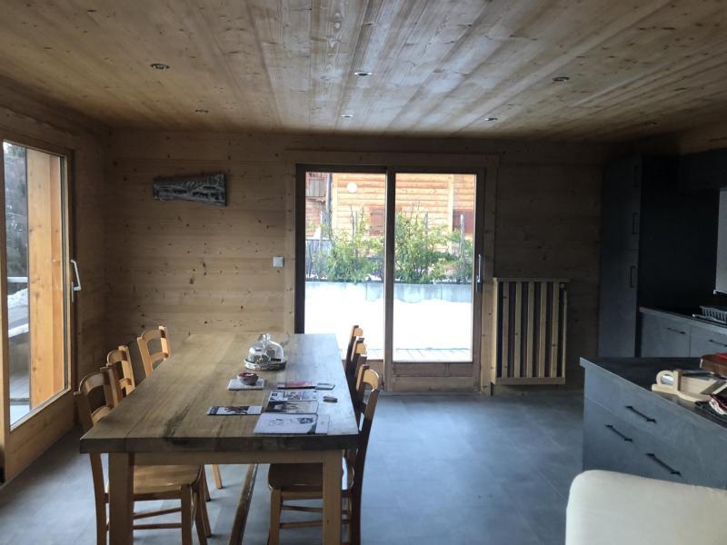 Wakacje w górach Apartament 4 pokojowy 8 osób - Chalet le Rocher - Le Grand Bornand