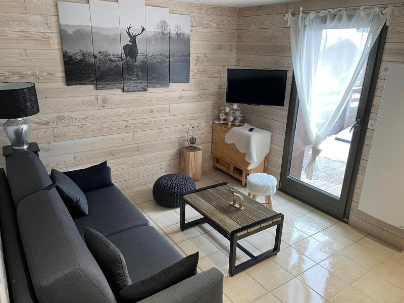 Wakacje w górach Apartament 2 pokojowy 6 osób (SUITE3) - Chalet le Rocher - Valloire