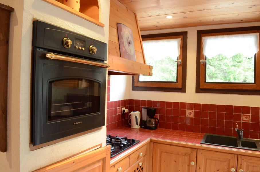 Vacaciones en montaña Apartamento 4 piezas para 7 personas - Chalet le Rocher Savoyard - Châtel