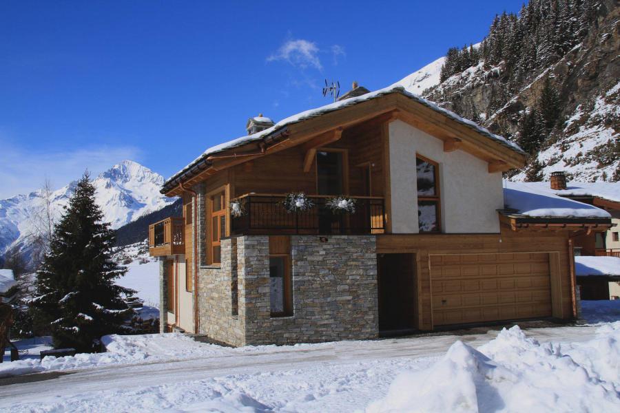 Vacaciones en montaña Chalet le Saint Valin - Val Cenis