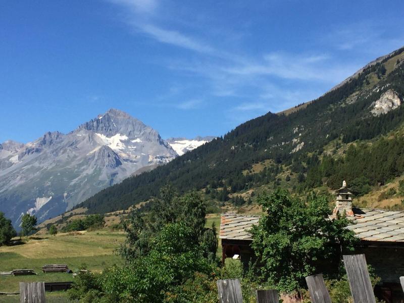 Vacaciones en montaña Apartamento 4 piezas para 8 personas (006) - Chalet le Saint Valin - Val Cenis - Verano