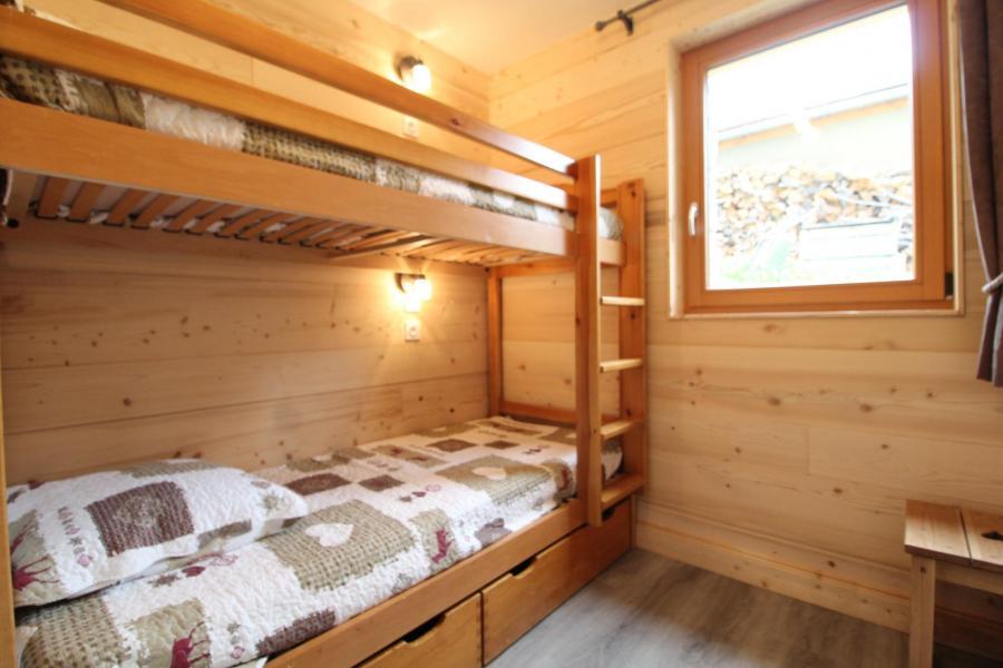 Vacaciones en montaña Apartamento 4 piezas para 8 personas (006) - Chalet le Saint Valin - Val Cenis - Camas literas