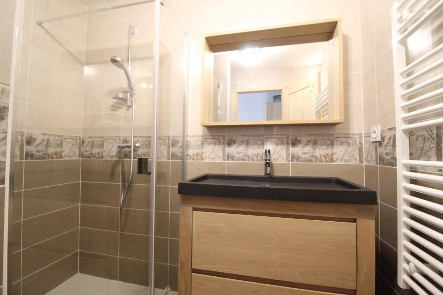 Vacaciones en montaña Apartamento 4 piezas para 8 personas (006) - Chalet le Saint Valin - Val Cenis - Cuarto de baño con ducha