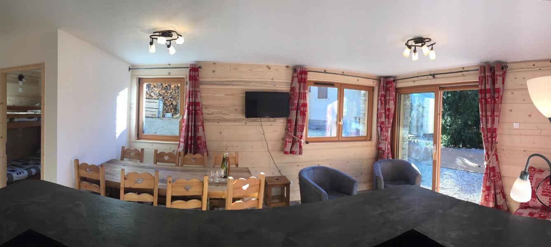 Vacaciones en montaña Apartamento 4 piezas para 8 personas (006) - Chalet le Saint Valin - Val Cenis - Estancia
