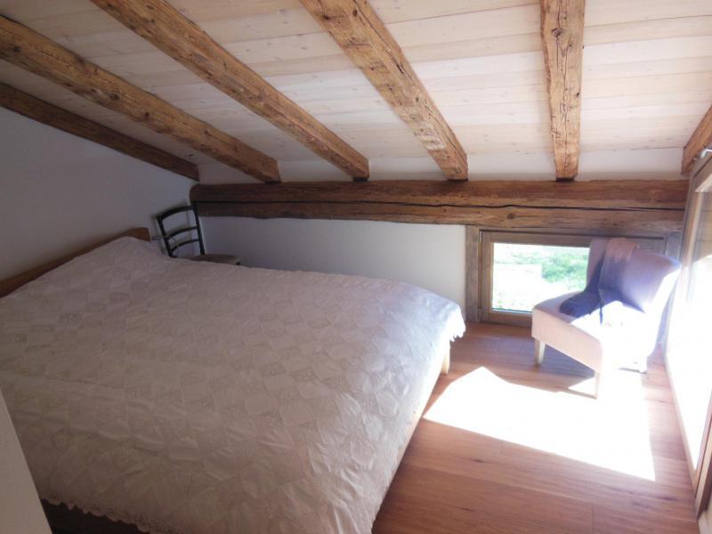 Vacances en montagne Chalet 5 pièces 10 personnes (CH) - Chalet le Sapé - Champagny-en-Vanoise - Chambre mansardée